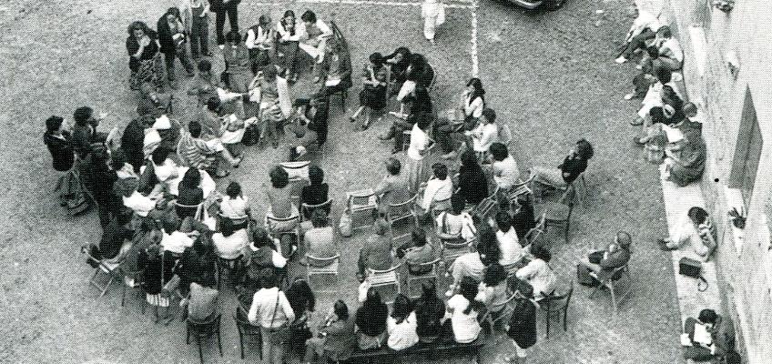 Assemblea al Governo Vecchio - foto di Gabriella Mercadini